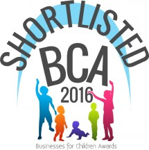 Shropshire Tutor shortlisted for BCA awards 2016